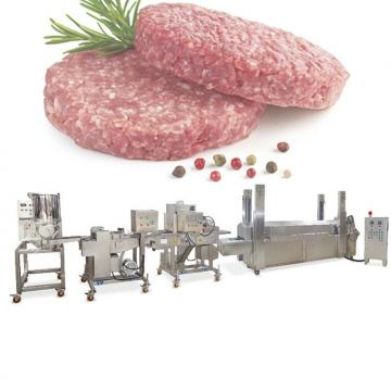 Ce Approved Automatic Meat Patties Nuggets Forming Machine