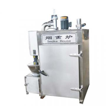 Meat Smoke Machine for Ham Processing/Sausage Bacon Smoke Machine/Fish Salmon Smoking Machine