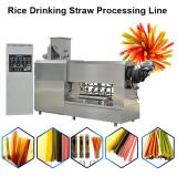 Big Capacity Edible Starw Making Machines/ Eco-Friendly Drink Starw Machine