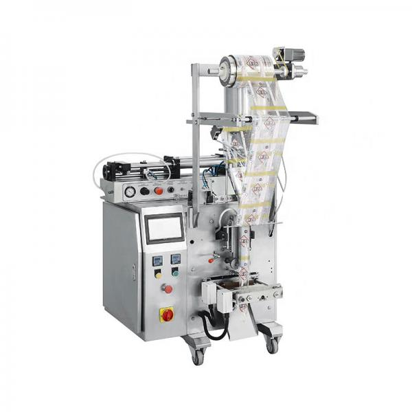 OEM Packaging Machine Manufacturer Automatic Triangle Bag Packing Machine #1 image