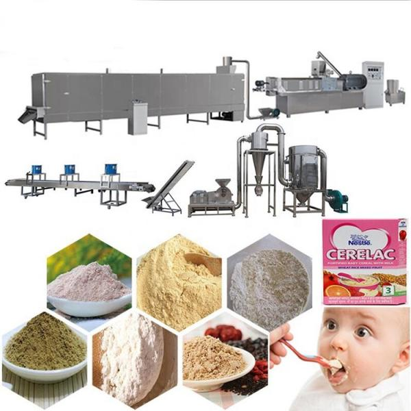 Fully Automatic Baby Food Nutrition Powder Production Line #1 image