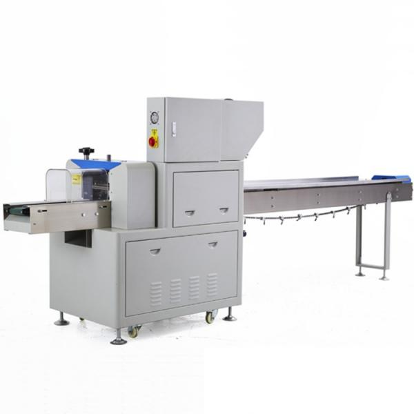 Automatic Food Beverage Pharmaceutical Products Box Packing Cartoning/Carton Machine #1 image