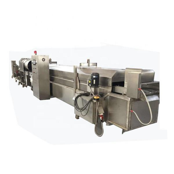 High Output PS Foam Thermocol Tray Plate Disposable Takeaway Snack Box Container Machine Production Line #1 image
